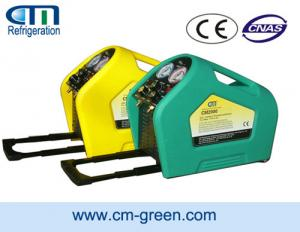 China CM2000/2000A/3000A refrigerant gas recovery machine on sale