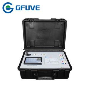 China Error Test Electric Meter Testing Equipment Portable With 0.05% Accuracy on sale