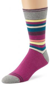 China OEM Woven Anti-Bacterial Sweat-Absorbent Colorful Men's Dress Socks, Sport Sox,Safety socks on sale