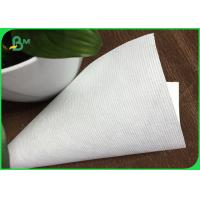 Eco Friendly Waterproof Dupont Tyvek Paper For Disposable Protective Apparel