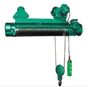China Explosion Proof Electric Wire Rope Hoist , Electric Hoist With Remote Control on sale