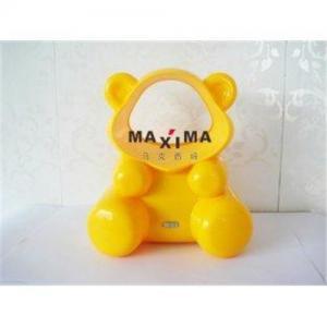 "China 6"" 2W Yellow Bear Powerful Silent Office Desk USB Bladeless Fan on sale"