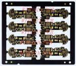 8 Layer Hdi Fr4 Circuit Board Enig Black Solder Mask Blind And Buried Holes