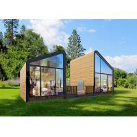 Fire Proof Garden Office Studio / Prefab Garden Office Custom Design ISO9001
