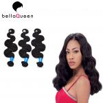 Double Drawn 100 Indian Remy Human Hair No Tangle And No Shedding