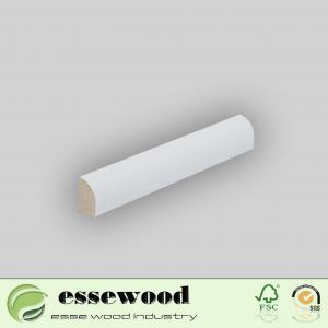 China Shaped Decorative Primed MDF Mouldings on sale
