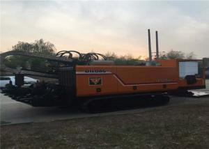 China Cable Laying Hydraulic Drilling Rig Equipment DL660S 194Kw Engine on sale