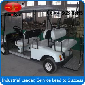 China 6 seater electric golf cart with best price on sale