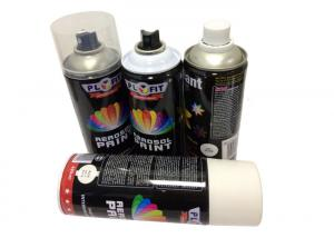 China High Rigidity Aerosol Spray Paint Strong Adhesion fast Dry High Extrusion Rate on sale
