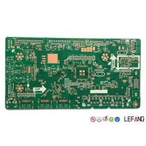 China Halogen Free 2 layer PCB board , Double Sided 94V0 Rigid prototype PCB board on sale