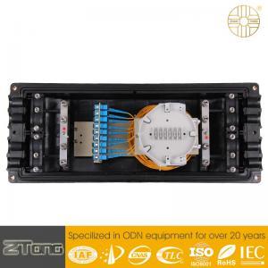 China FTTH Network Plastic Outdoor Fiber Enclosure 560×280×180mm Dustproof on sale