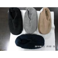 slippers for men coral fleece plain