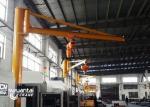 BZ Type 220 - 660 V Manual Jib Crane , Chain Hoist Crane 3 - 12 M Span