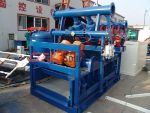 China Well Drilling Mud Cleaner Manufacture on sale