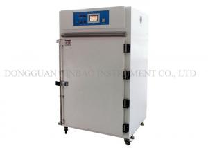China Powder Coating Laboratory Drying Oven , Compact Hot Air Oven PID High Precision on sale