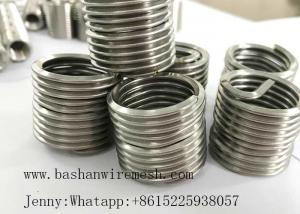 China Bashan factory supply fasteners of self locking screw inserts with high precision and best price on sale