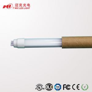 China UL/DLC Listed 18W 1.2m SMD LED T8 Tube Light on sale
