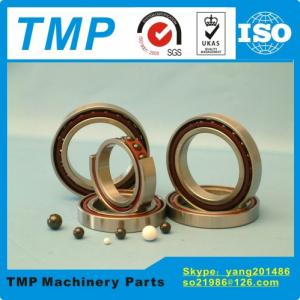China 71913C HQ1 P4 Ceramic Ball Bearings (65x90x13mm)   Angular contact bearing TMP High Speed  Electric Motor Bearing on sale