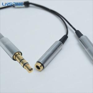 China Ground 3.5mm audio cable on sale