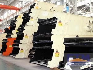 China Tamiz vibratorio ahorro de energía/tamiz vibratorio industrial on sale