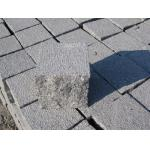 Piedra gris del cubo del granito de Millstone&Trough