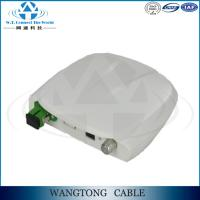 China FTTH Optical Receiver from Wangtong Photoelectricity on sale