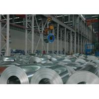 Z100 Z275 Hot Dipped Galvanized Steel Sheet In Coil Plate 0.3mm - 3.5mm thickness