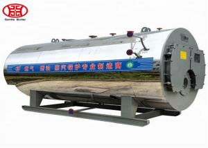 China Industrial Diesel Steam Boiler Natural Circulation Type For Dry Cleaning Machine on sale