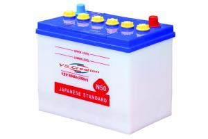 China 12V75Ah CMF automotive starting Battery High qualified Car battery CCA 750 on sale