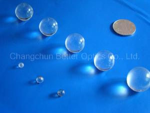 China Ф2mm UV Fused Silica ball lens on sale