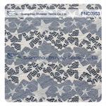 Lace Fabirc Cotton Nylon Fabirc (FNC)   Stars width 1.5m for dress