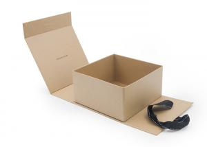 Kraft Paper Collapsible Gift Boxes Paper Folding Gift Box Oem