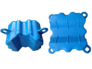 China High Density Polyethylene Plastic Pontoons on sale