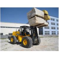 China 15ton all terrain forklift 15ton rough terrain forklift truck low price on sale