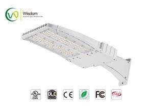 China High Voltage IP65 LED Shoebox Light /  Led Roadway Lighting Unique Design on sale