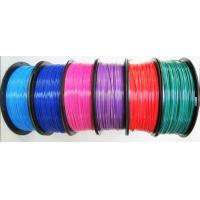 best quality PLA ABS 3d printing 1.75mm 3mm plastic wire on sale