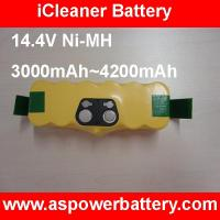 Ni-MH SC battery for intelligent robot vacuum cleaner
