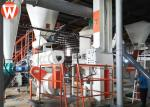 Sheep Cattle 70KW 2.5T/H Poultry Pellet Feed Plant