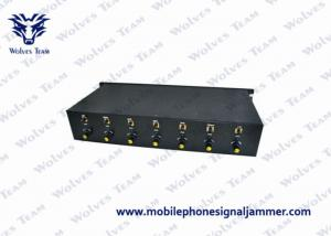 China 17 W Low Power Multi band Omni antennas Mobile Phone Signal Jammer on sale