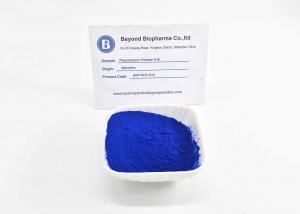 China Cosmetic Grade Phycocyanin Powder As Blue Coloring Additive For Cosmetic Products on sale