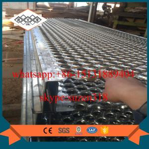 China heavy duty steel floor grating / metal catwalk decking grating on sale