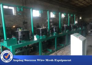 China High Speed Steel Wire Drawing Machine Easy Operation 1 - 4 Drawing Path on sale
