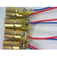 China Mini Laser light diode module on sale