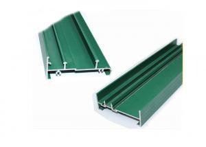 China Powder Coated Surface Treatment Aluminium Channel Profiles Sliding Window on sale