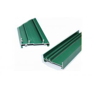 China Powder Coated Surface Treatment Aluminium Channel Profiles Sliding Window on sale