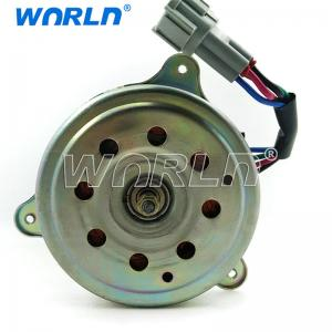 China Standard Size Air Conditioner Blower Motor Replacement For ALMERA 1.5 2012 21487-1HC0B on sale