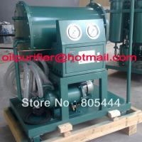 China Light Diesel Oil Purifier,gasoline Filtration Dehydration Equipment, diesel oil water separator machine on sale