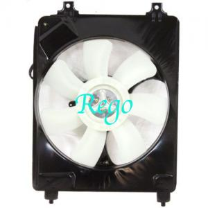 China 2006-2011 HO3115129 FITS HONDA CIVIC  Coupe Sedan Condenser AC Fan Assembly on sale