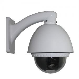 China Full HD PTZ 1.0 Megapixel Outdoor IP Camera Dome Varifocal , 3x Optical Zoom on sale