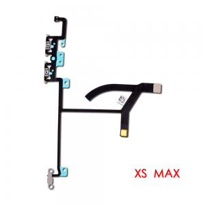 China Iphone Xs Max Volume Button Cell Phone Flex Cable And Mute Switch on sale